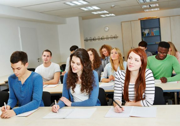 formation professionnelle - classe